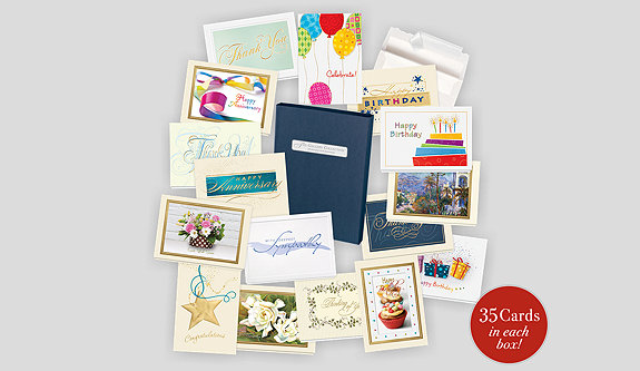 All-Occasion Card Assortment Box 1